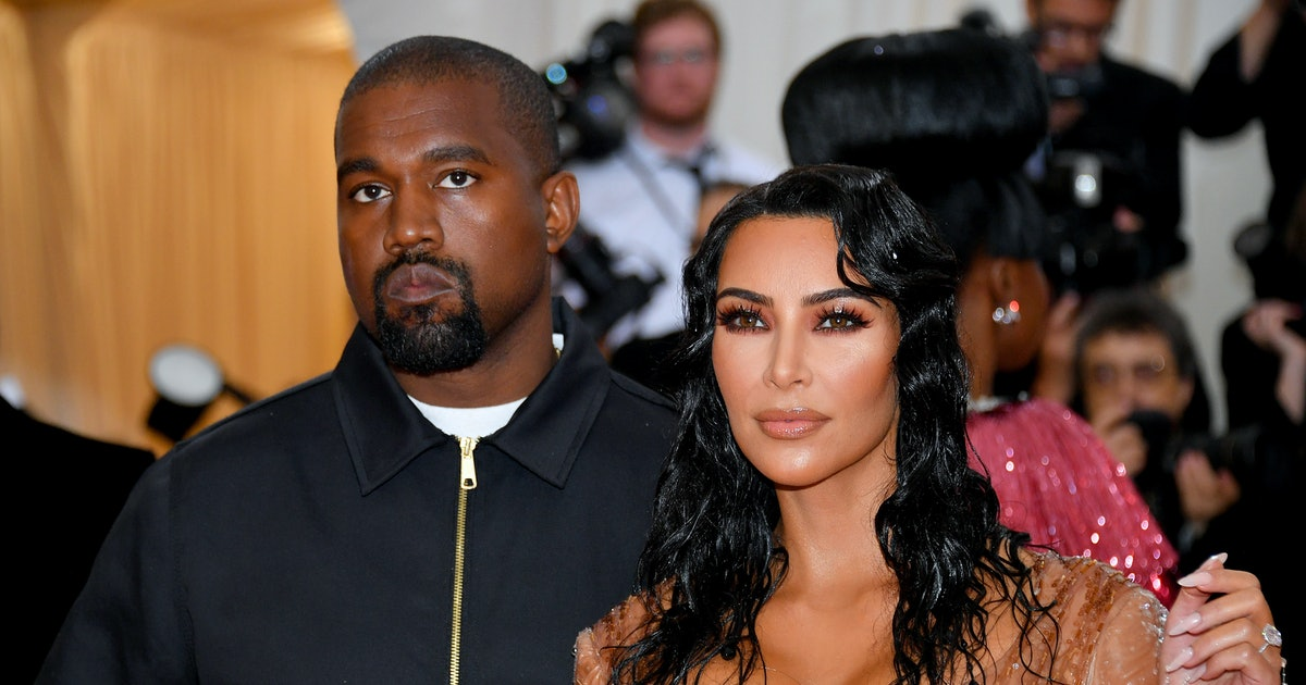 Kanye West's Gift To Kim Kardashian For Her 39th Birthday Was SO Thoughtful