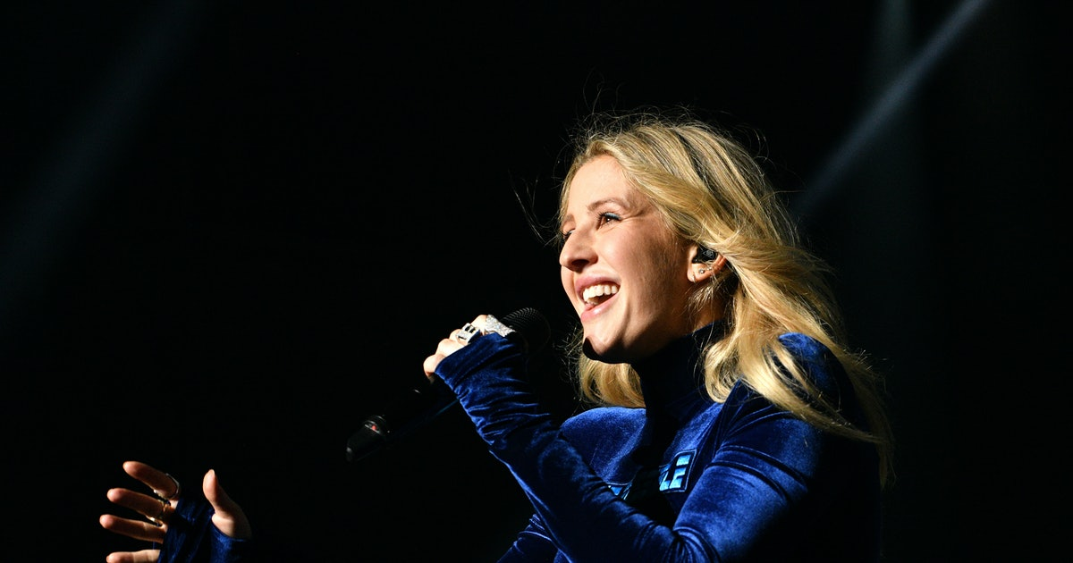 Ellie Goulding's Response To Being Asked About Having Children Is Pretty Bang On