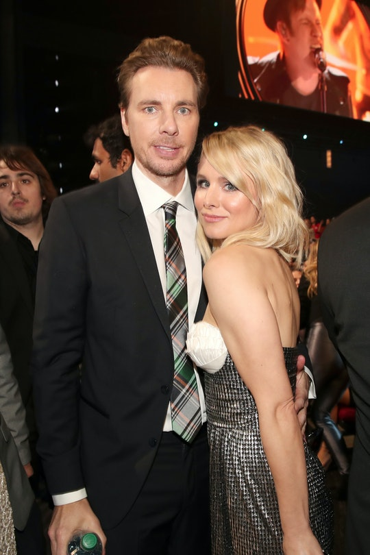 Kristen Bell and Dax Shepherd both forgot their anniversary, but they don't care.