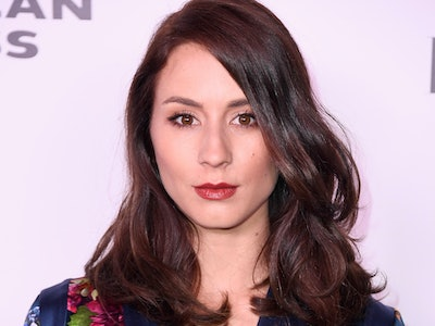 Troian Bellisario reveals her first daughter's name.