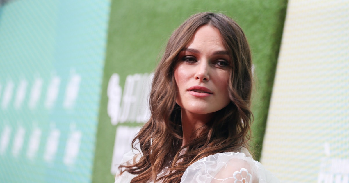 Keira Knightley Details Breastfeeding Demands With Hilarious Honesty