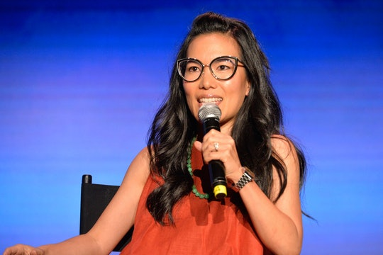 Ali Wong doesn't want her two daughters to grow up to be comedians.