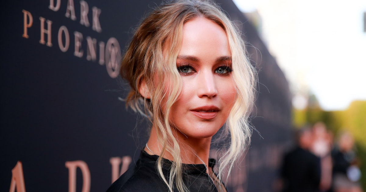 Jennifer Lawrence's Wedding Gown Was Designed By Dior