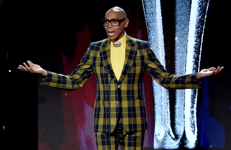 RuPaul at the 2019 Critics' Choice Real TV Awards