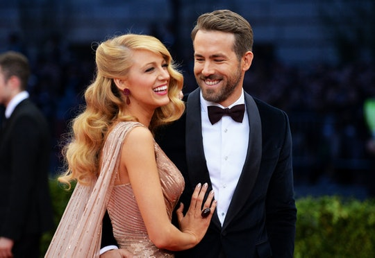 Blake Lively's birthday message to Ryan Reynolds is hilarious.