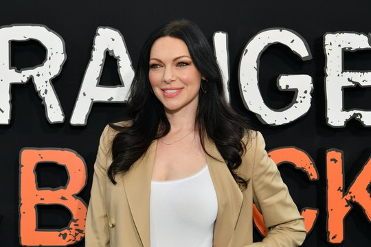 Actress Laura Prepon on the red carpet
