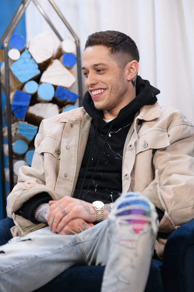 Pete Davidson has reportedly been spending time with Kaia Gerber following his recent split from Margaret Qualley.