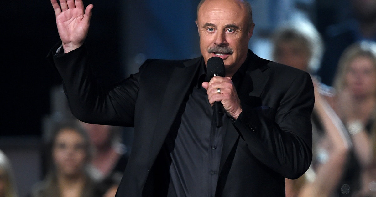 Dr. Phil Needs Held Decoding Teen Slang & Parents Everywhere Can Relate