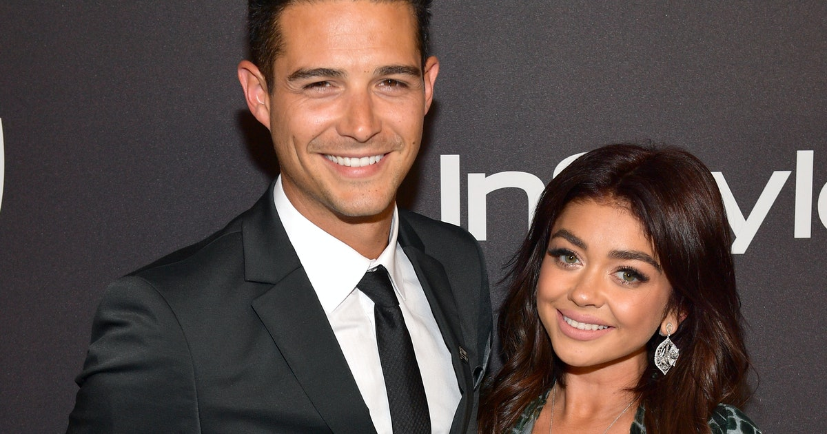 Wells & Sarah Hyland's Wedding Will Include One Major 'Bachelor' Nation Guest