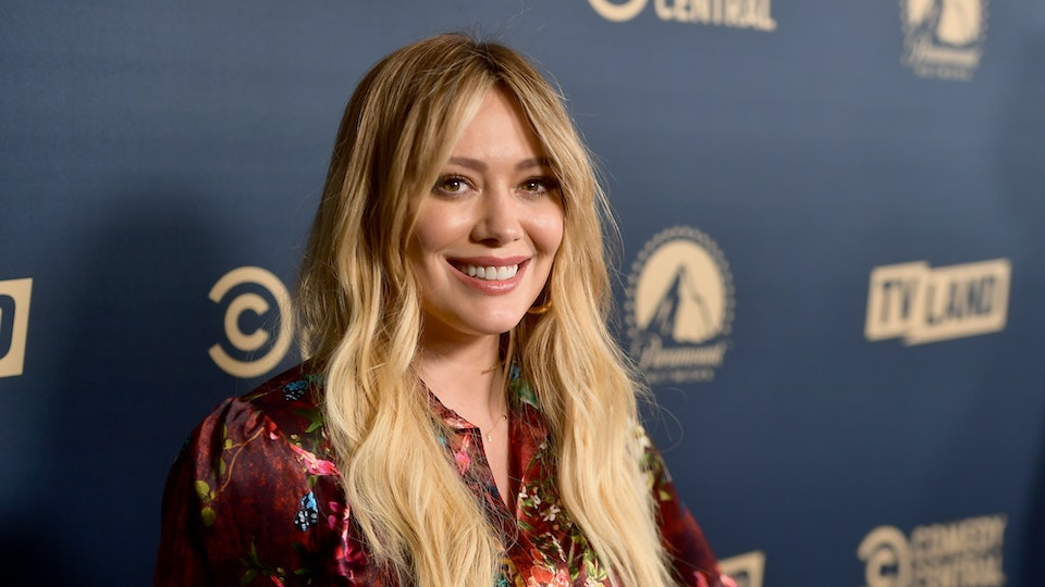 Hilary Duff celebrated her daughter's first birthday with a heartwarming video.
