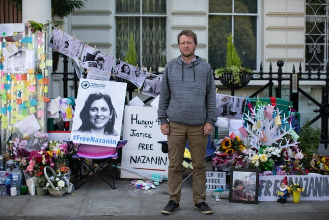 Nazanin Zaghari-Ratcliffe has been imprisoned in Iran since 2016 for allegedly spying against the Iranian government