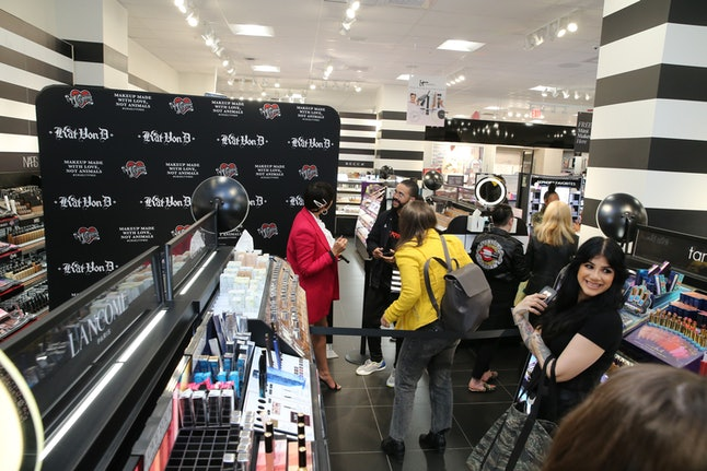 Sephora customers can receive 10, 15, or 20% off during the VIB Sale.