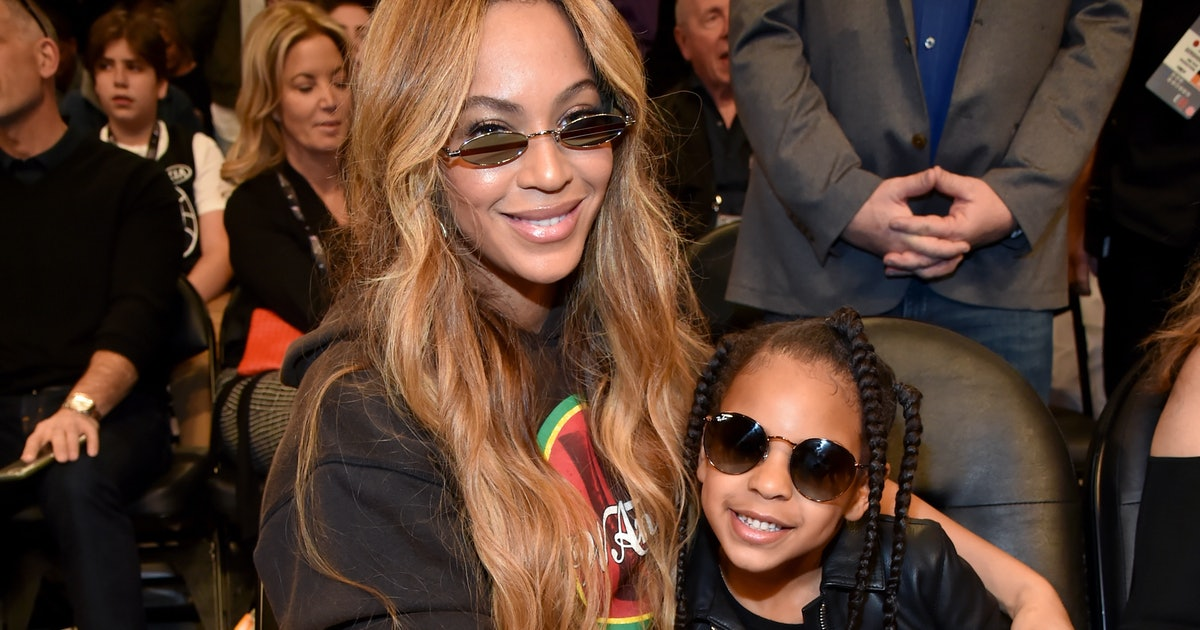 Blue Ivy's Cutest Moments Show She's A Star In The Making