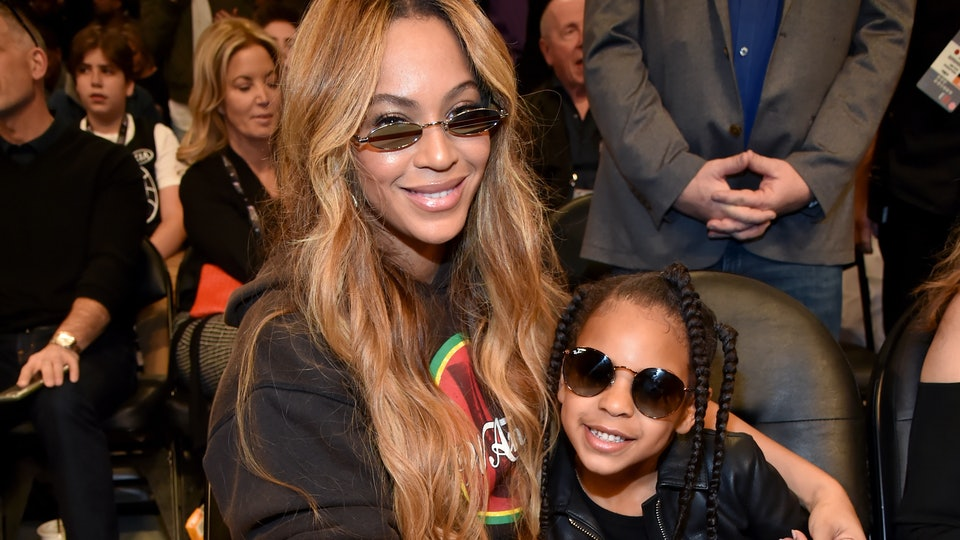 Blue Ivy's cutest moments over the years show she's a star in the making.