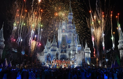 Disney World is perfect over the holidays and as a winter getaway.