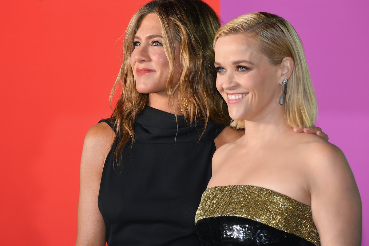Jennifer Aniston and Reese Witherspoon hit the red carpet together.