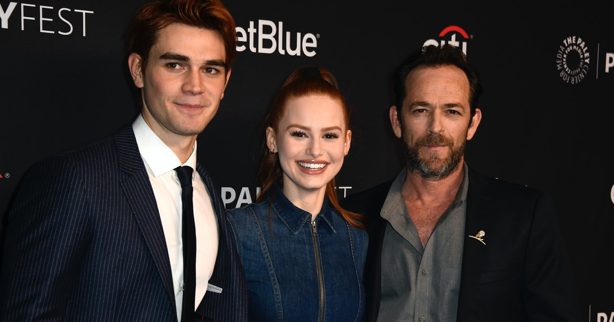 Luke Perry Taught 'Riverdale's Madelaine Petsch This Important Lesson
