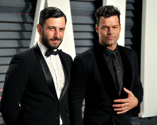 Ricky Martin and Jwan Yosef welcome baby number four.