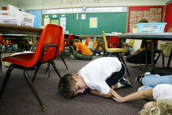 Shannon Watts, founder of Moms Demand Action, writes about what American school children are being f...