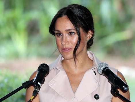 More than 70 female MPs wrote a letter in solidarity with Meghan Markle