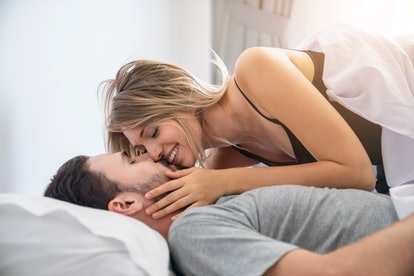 If you want to talk to your partner about how often you have sex, make talking about sex a regular t...