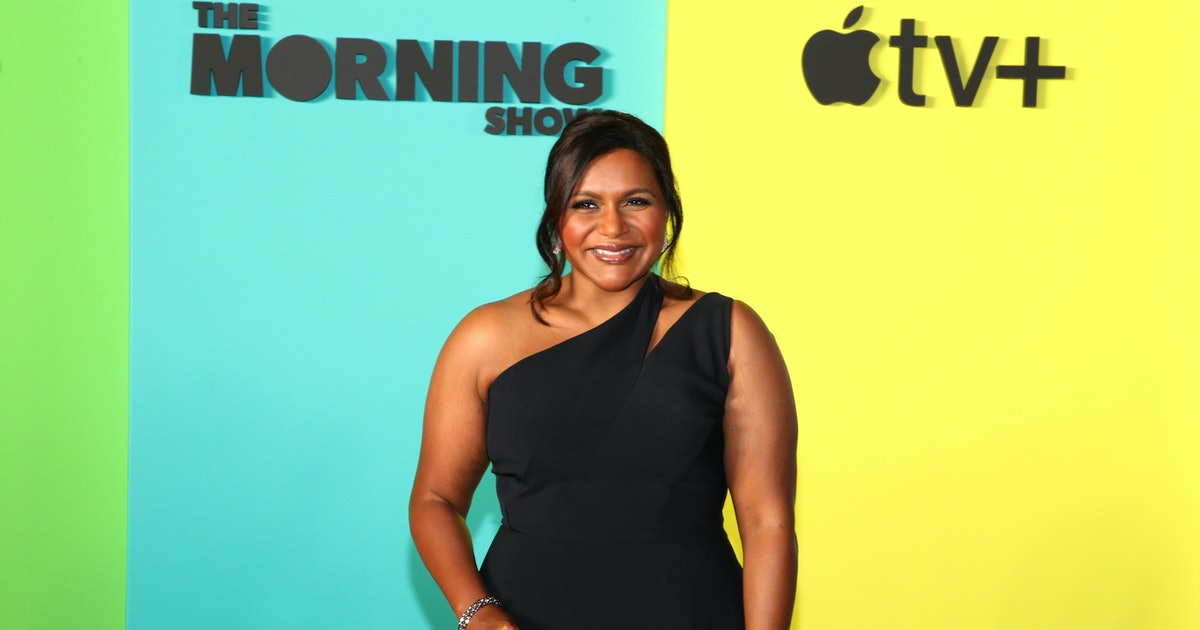 Mindy Kaling's 'Morning Show' Character Is The Queen Of Backhanded Compliments