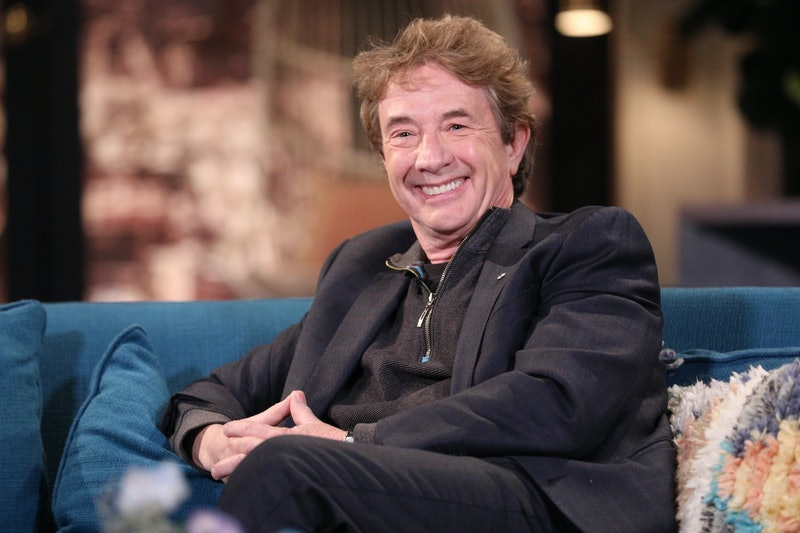 Martin Short, who appears in The Morning Show as Dick Lundy.