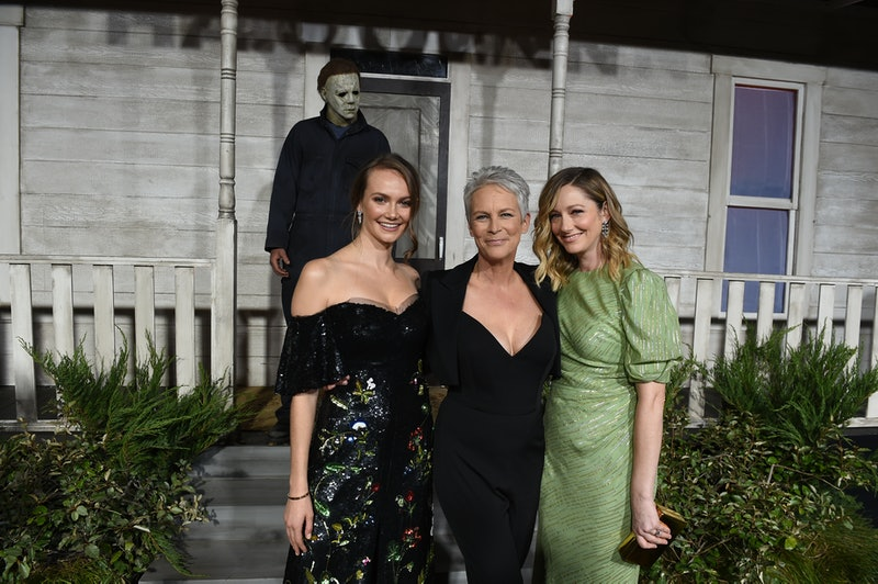 Jamie Lee Curtis' 'Halloween Kills' video on Instagram gave fans their first look at Tommy Doyle, pl...