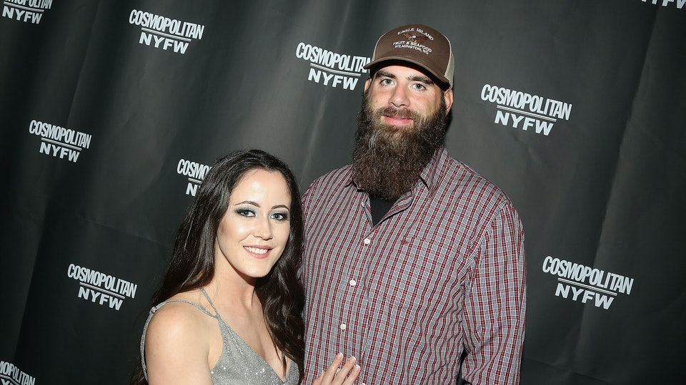 Jenelle Evans announced on Instagram that she and David Eason have split after two years of marriage.