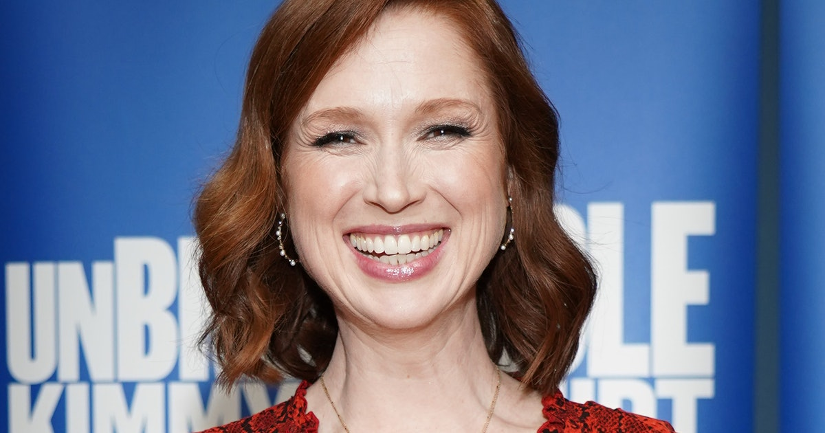 Ellie Kemper's First Photo Of Baby Number Two Is The Sweetest