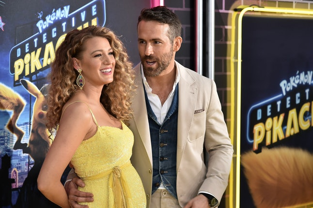 Blake Lively and Ryan Reynolds reportedly welcomed their third child two months ago.
