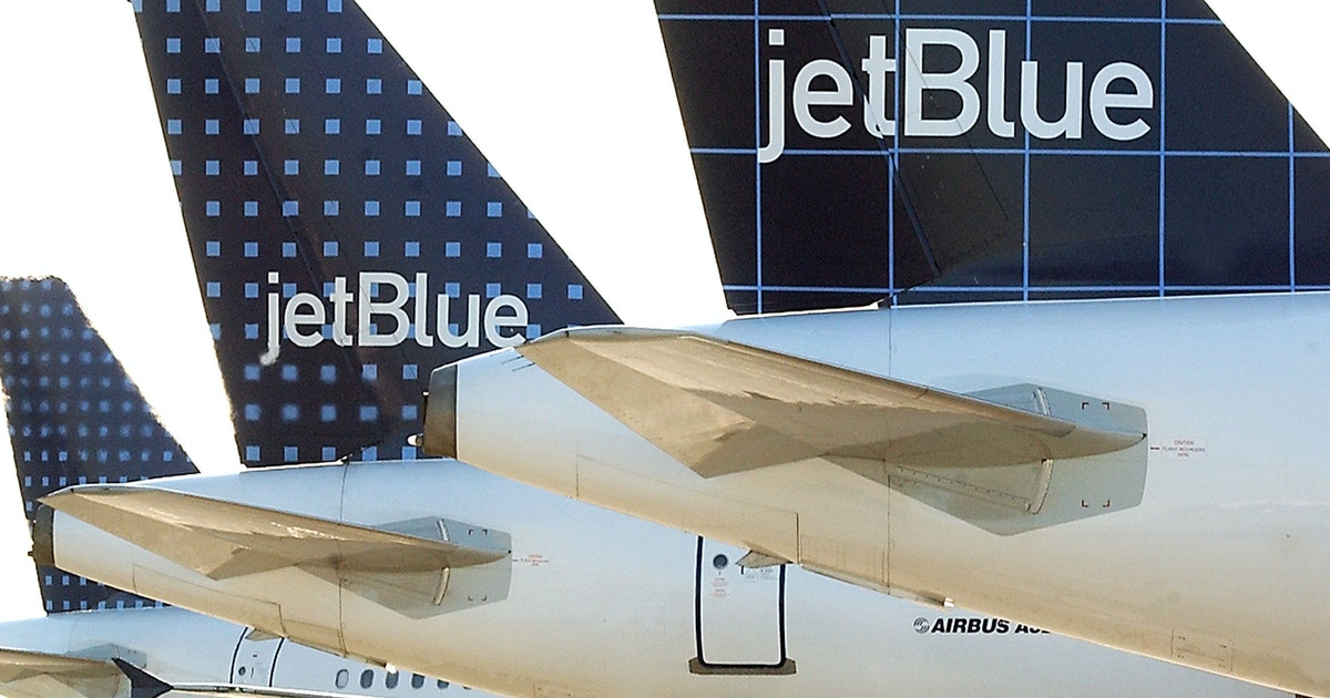 JetBlue's 2-Day Sale Includes Tickets To Big Cities For As Low As $44