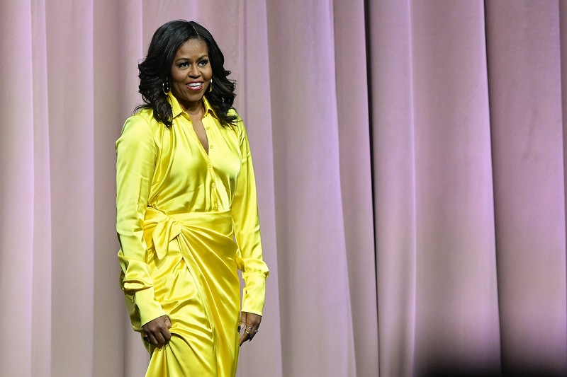 Former First Lady Michelle Obama is releasing a companion journal to her bestselling memoir 'Becoming.'