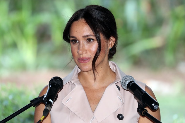 Princesses who are badasses include advocates like Meghan Markle, Duchess of Sussex