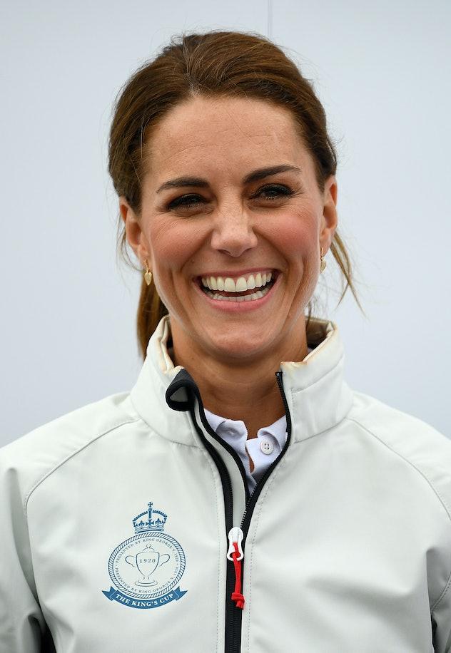 Princesses who are badasses are advocates like Kate Middleton, Duchess of Cambridge
