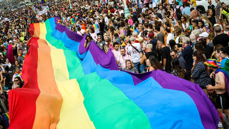 LGBTQ rights cases being heard at SCOTUS mean that self-care is extra important this week