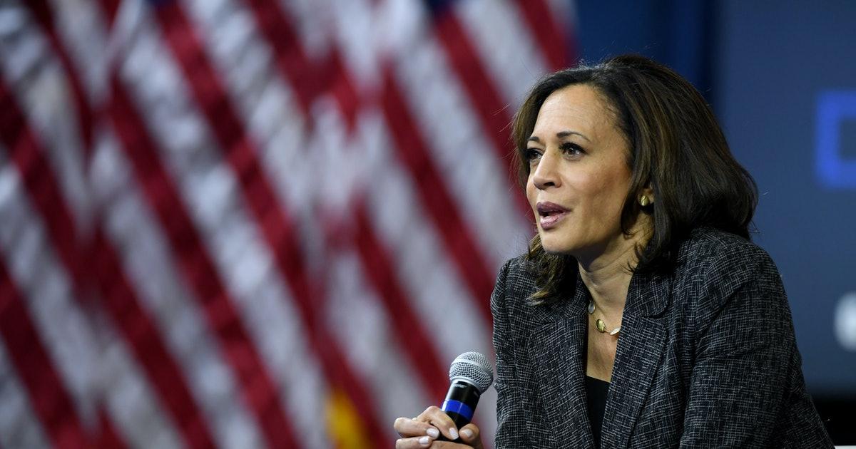 These Kamala Harris Halloween 2019 Costume Ideas Will Have You Reaching For A Cocktail
