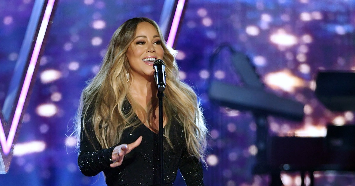Mariah Carey Wants The Music Industry To Stop Making Women Compete