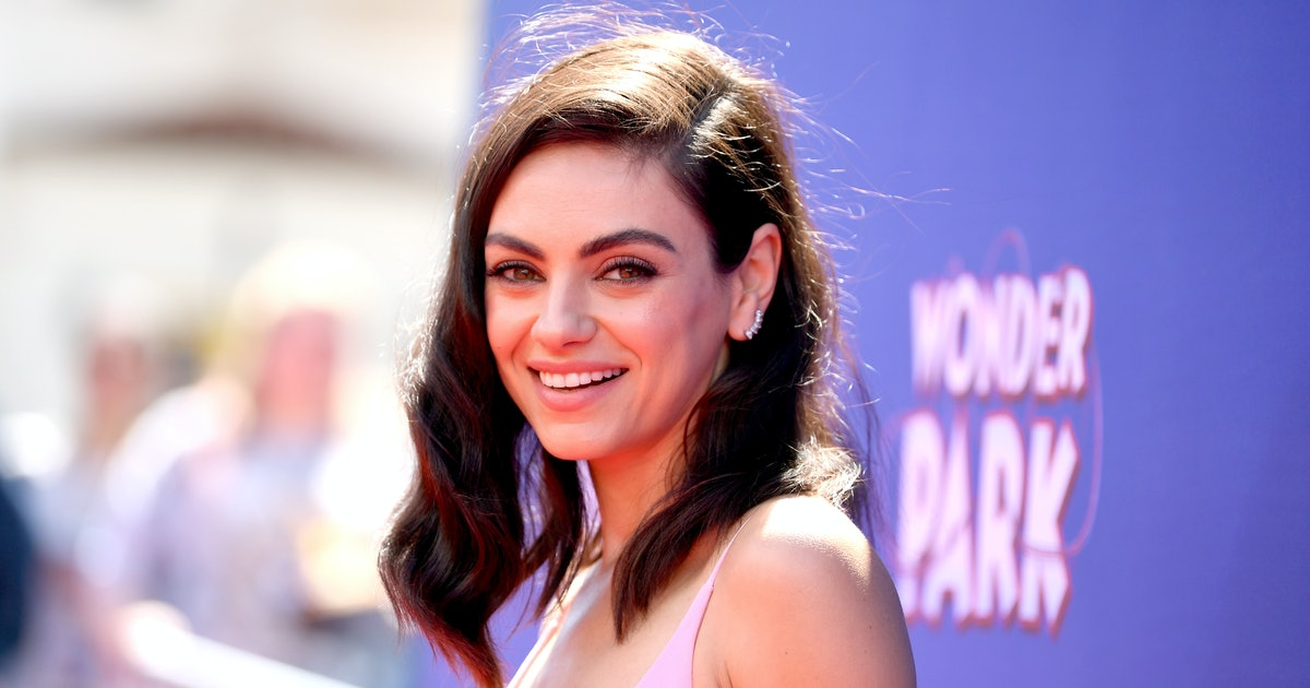 Mila Kunis Wants To Join 'RHOBH' One Day, But Ashton Kutcher Is Against It
