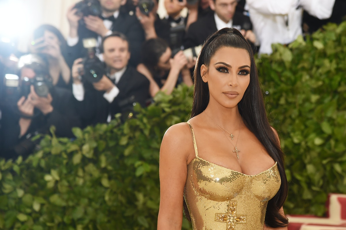 Kim Kardashian's quotes about Greta Thunberg's climate activism show support.