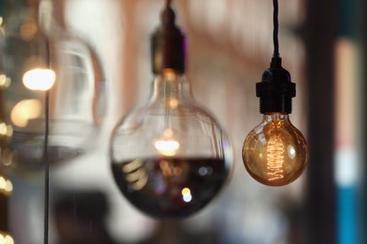 Changing out your lightbulbs can help reduce your total blue light exposure.