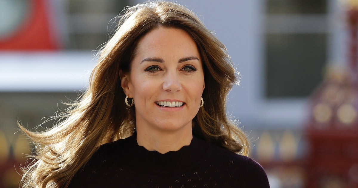 Kate Middleton's Burgundy Chanel Bag Is Her Go-To & It's Easy To See Why