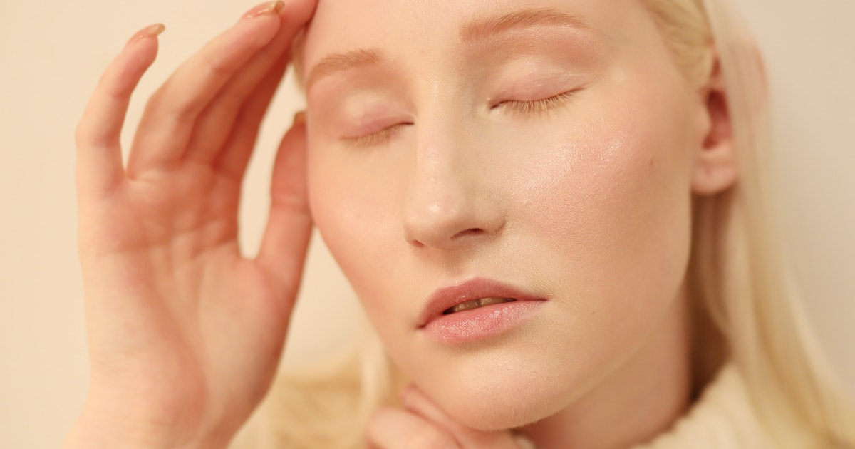 Sensitive Vs. Sensitized Skin — Here's How To Tell The Difference