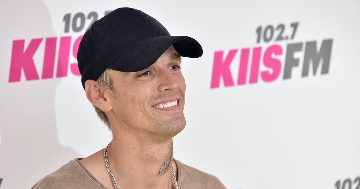Who's Aaron Carter Dating In 2019? There's A Lot Happening In His Personal Life
