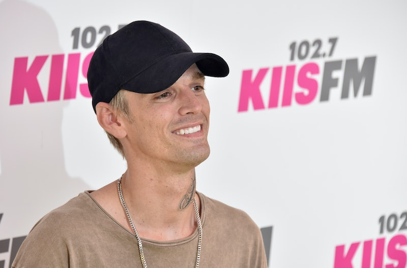 Singer Aaron Carter is currently single in 2019.