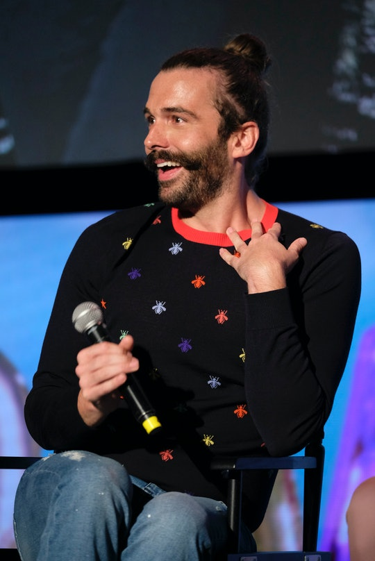 Jonathan Van Ness advocates for LGBTQ rights after Supreme Court hears two discrimination cases.