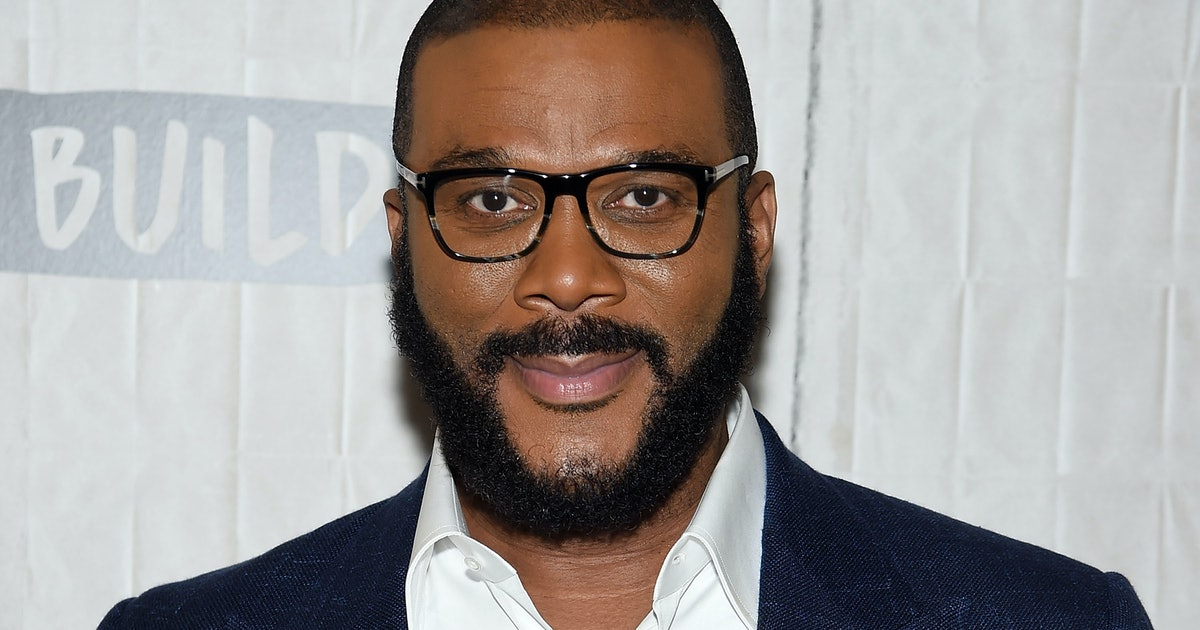 Tyler Perry's Studio Will Have A Space For LGBTQ Youth & Homeless Women