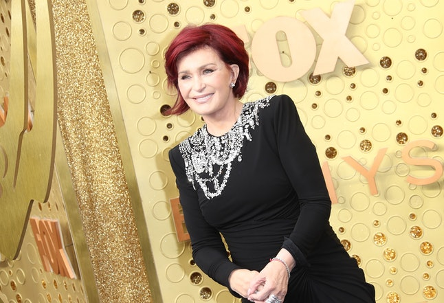 Sharon Osbourne called out The View versus The Talk.