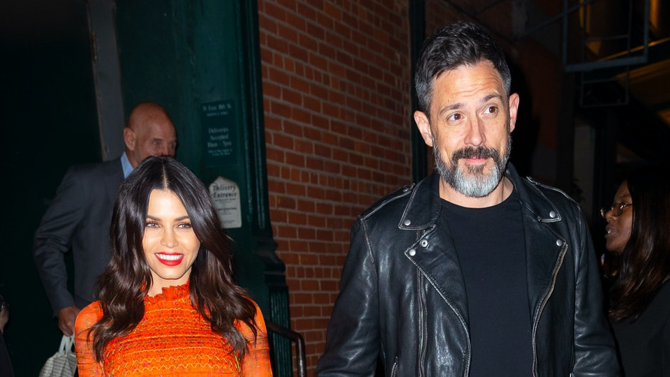 Jenna Dewan and boyfriend Steve Kazee are expecting their first child together