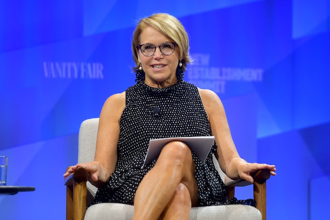 The Morning Show mirrors Diane Sawyers' and Katie Couric's rivalry.